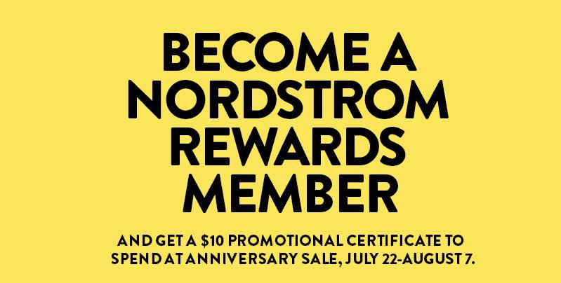 Nordstrom Rewards Program