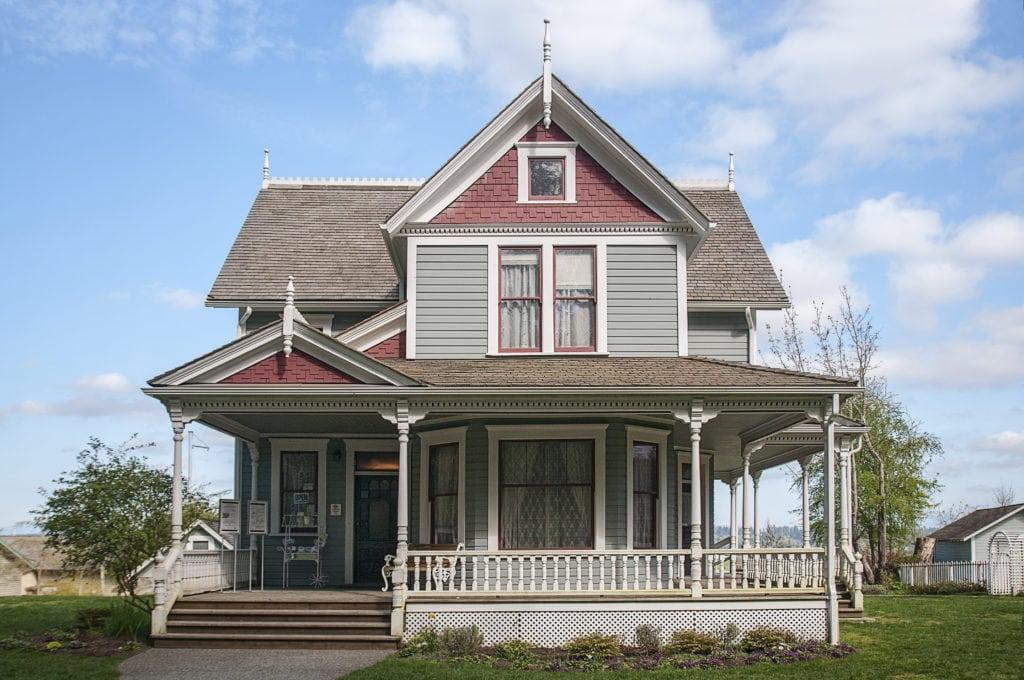 Historic Stewart Farmhouse