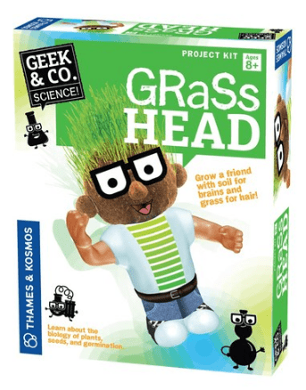 Thames & Kosmos Grass Head Science Project Kit $11.96