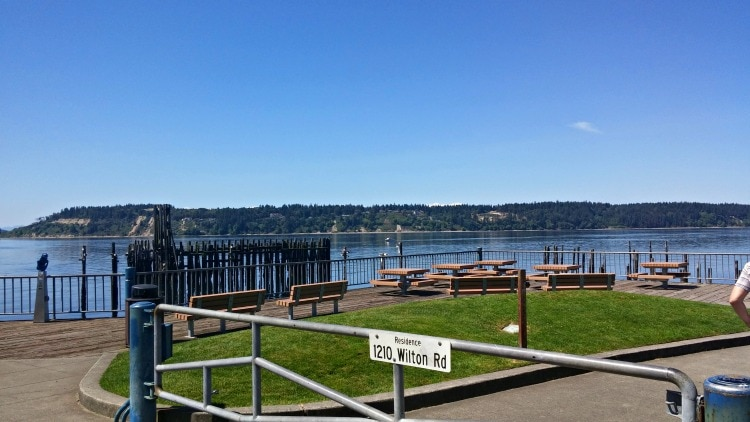 Titlow Beach Park