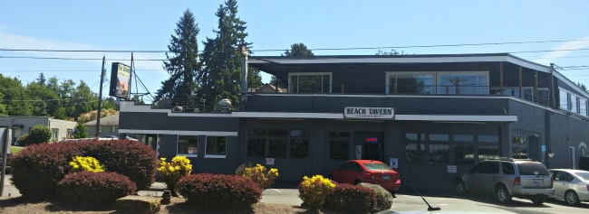 Titlow beach Grocery