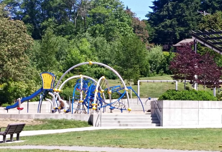 Titlow park playground