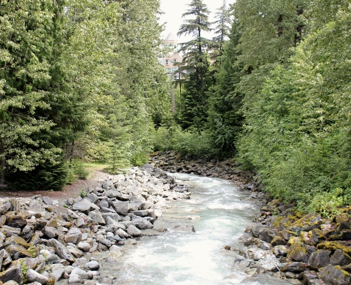 Whistler BC is a family friendly destination for any season