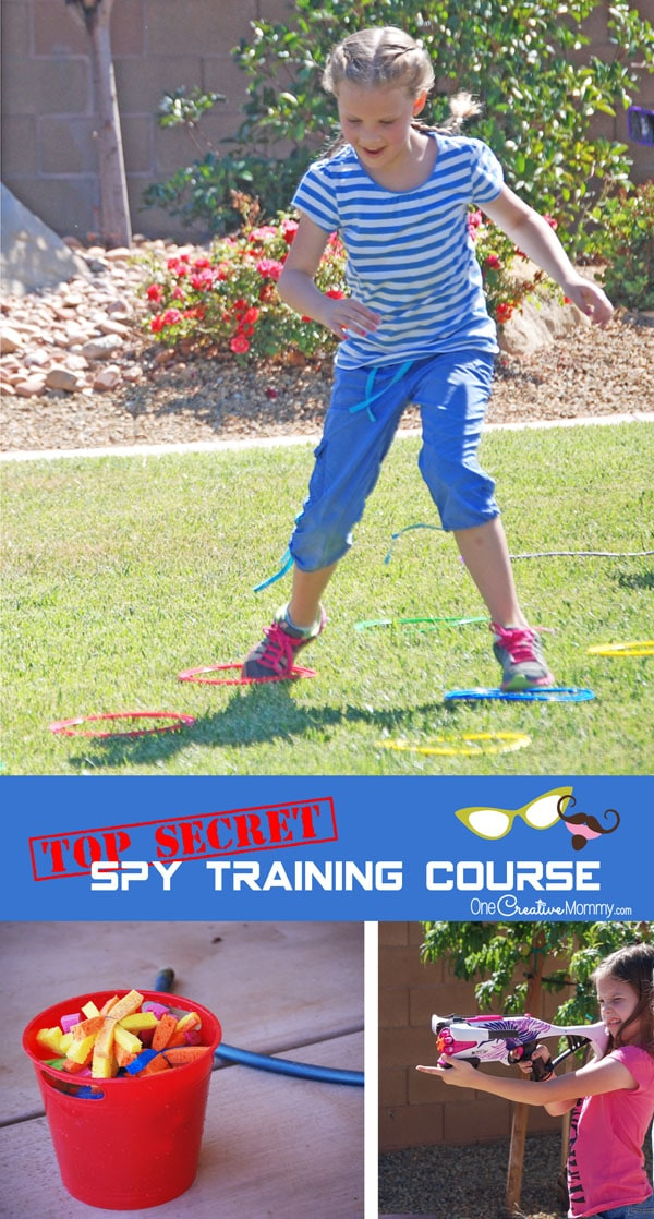 spy-birthday-party-training-course