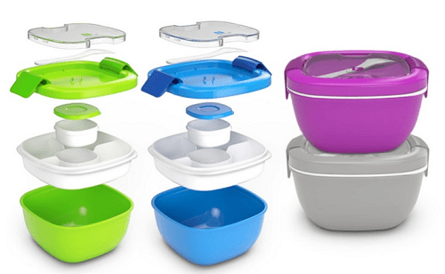 Bentgo All-in-One Salad Carriers