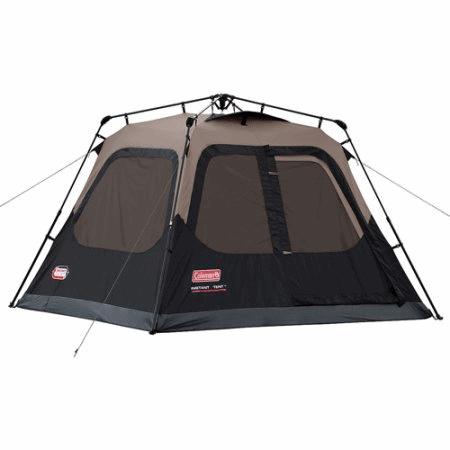 Coleman Instant Set-Up 4-Person Tent