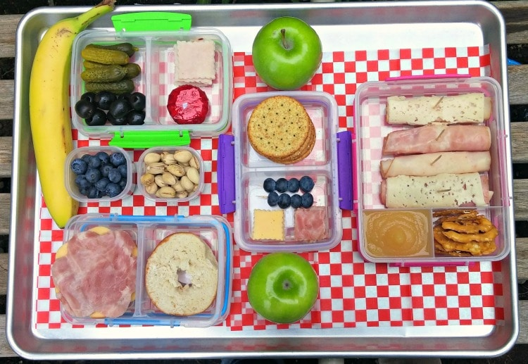 DIY Lunchable tray 2