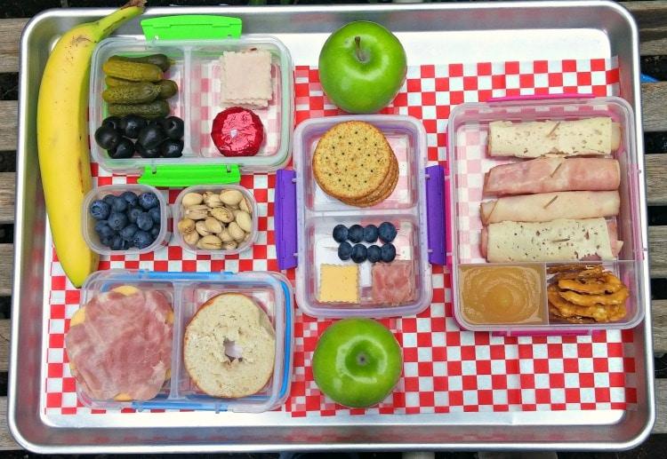 DIY Lunchable tray 2