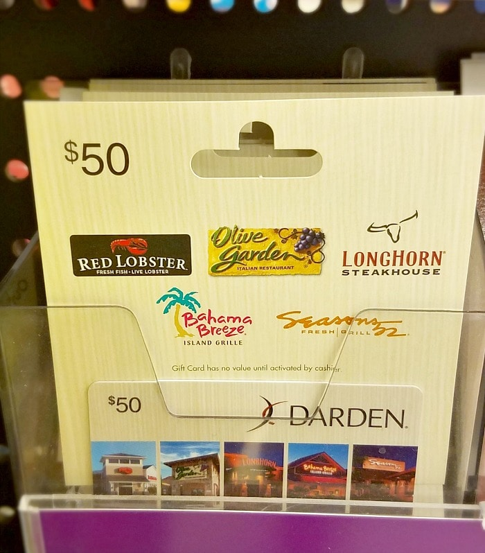 how to buy a myer gift card