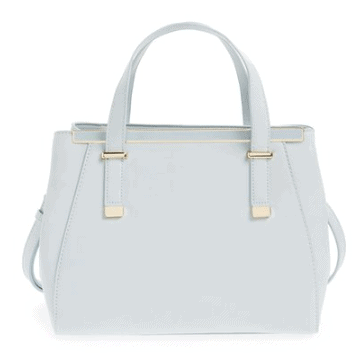 Emperia Small Carlie Faux Leather Satchel