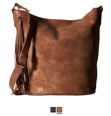 Gabriella Rocha Amber Shoulder Bag with Tassel