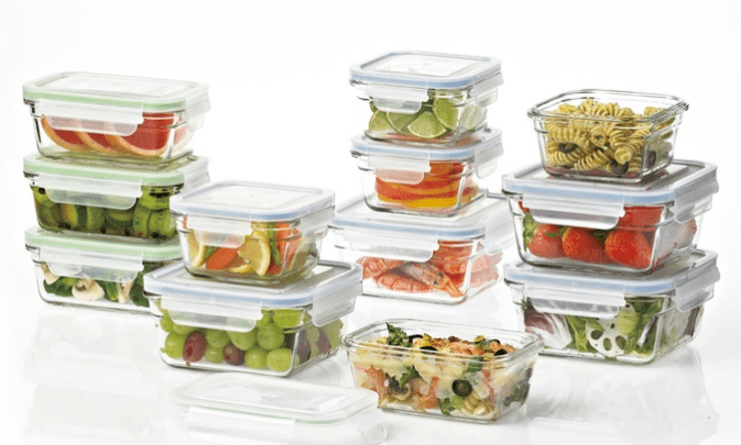 Attirant Glasslock Food Storage Container Sets