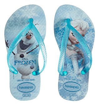 Havaianas Kids Slim Frozen