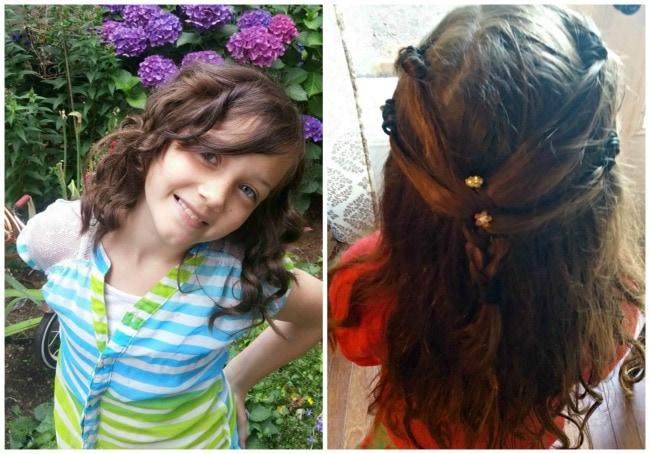 Kids Curl Styles
