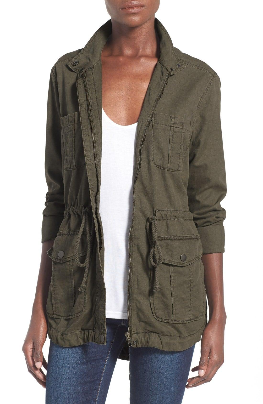 Nordstrom cargo jacket
