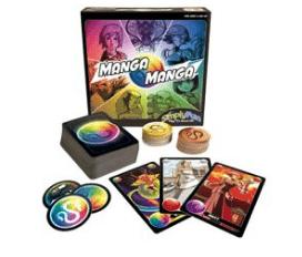Manga Manga Game