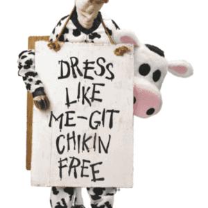 Chick Fil A Free Entree