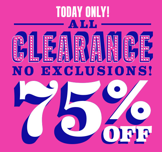 The Children's Place Sale : Up to 70% OFF Clearance + FREE Shipping Today Only