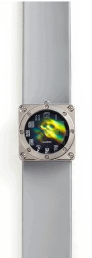 Titanium Slap Watch $11.70 (Reg $19.50)