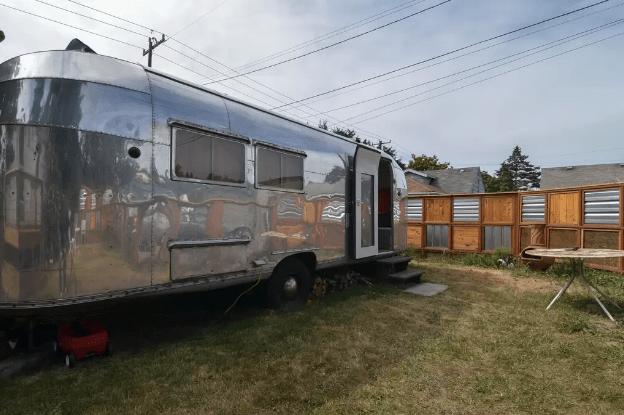 Travel trailer rental seattle