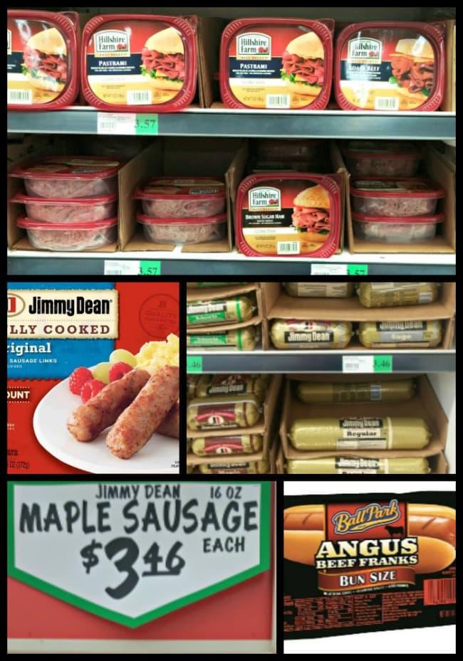 Tyson Foods collage