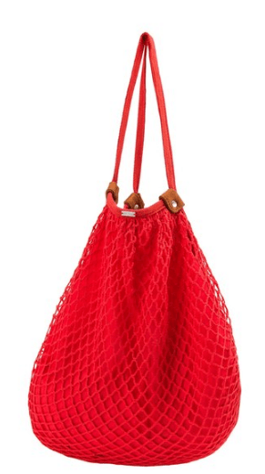 Volcom Island Vibe Crochet Cotton Hobo Bag