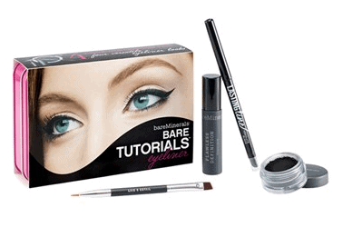 bareMinerals Bare Tutorials – Eyeliner Set $15 (Reg $29.50)