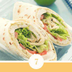 Here are 7 Healthy Back to School Lunch Ideas for your family