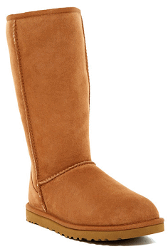 Classic Genuine Shearling Tall Boot