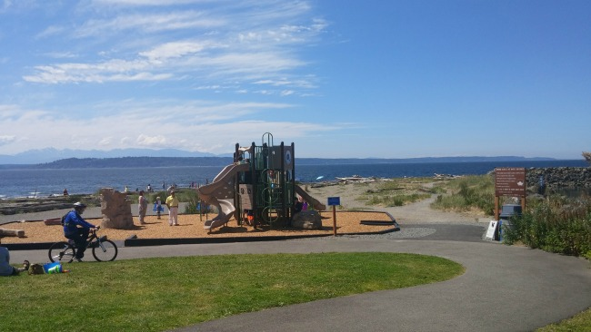 Edmonds Beach Park
