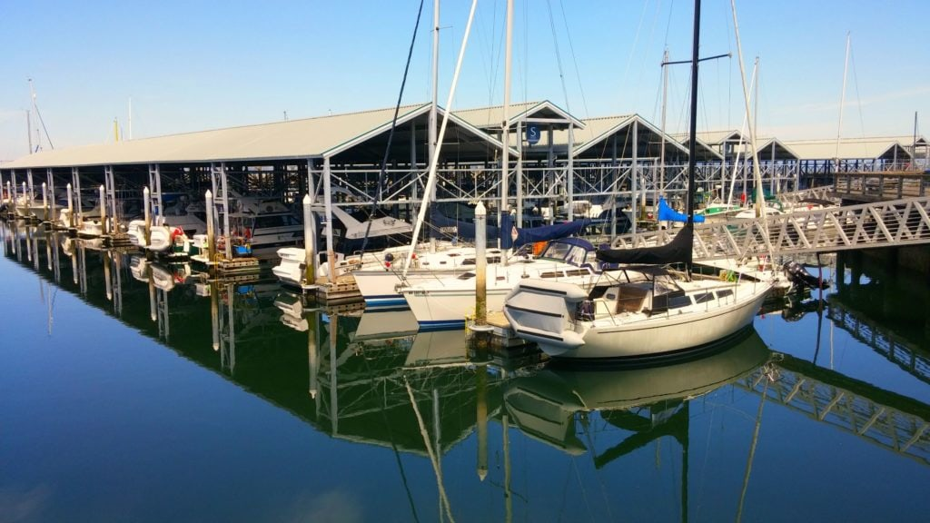 Edmonds Marina 2