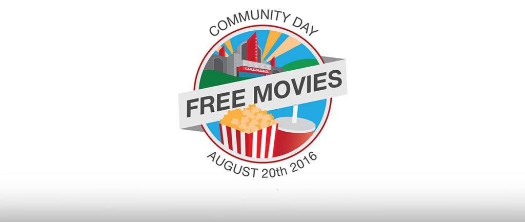 This Saturday August 20th Cinemark Theaters Is Offering A FREE Movie Day You Can Enjoy Family Friendly Movies For Along With Discounted Concession