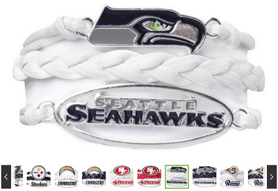 NFL Home and Away Bracelet