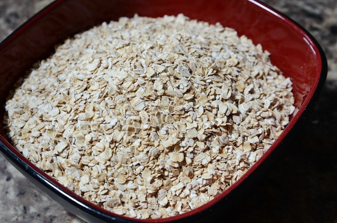 Oats for Baked Oatmeal