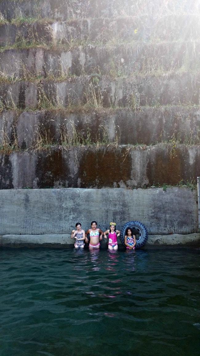 Quarry pool 2
