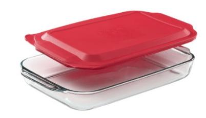 Pyrex 4.8 Quart Oblong Baking Dish