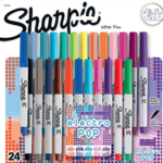 Sharpie Ultra Fine Markers