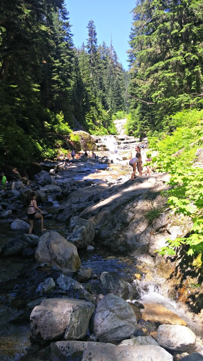 denny creek washington