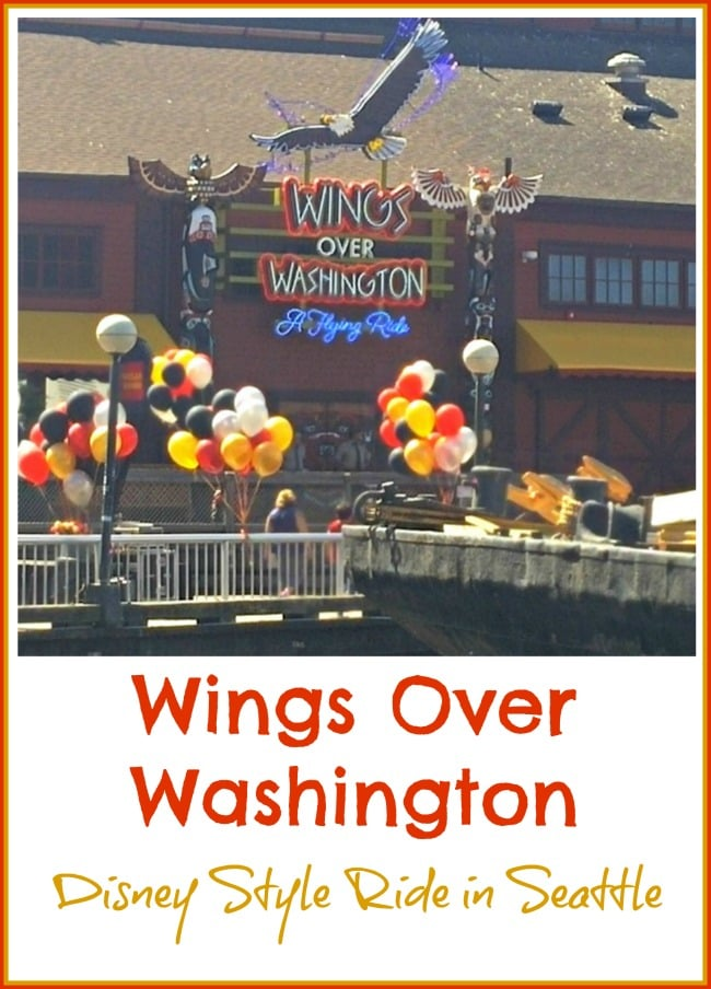 Wings Over Washington New Attraction At Miners Pier In Seattle Thrifty Nw Mom