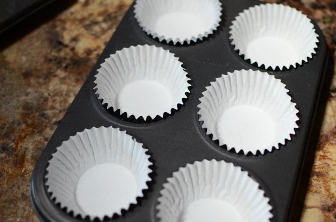 Breakfast Quiche in Muffin Tins