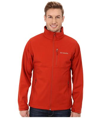 Columbia Ascender Softshell Jacket $34.50 (Reg $115)