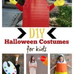 30+ DIY Kids Halloween Costumes & Themed Family Costumes!