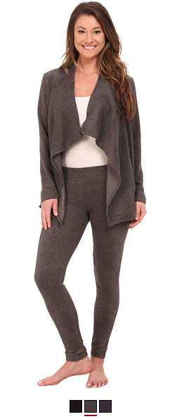 DKNY Group Long Sleeve Cozy and Leggings Set