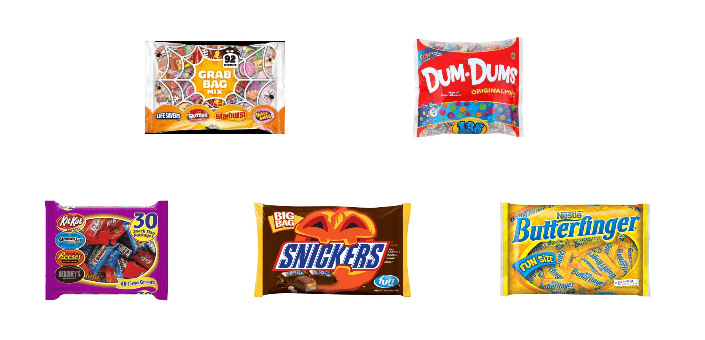 Halloween Candy – 25% Off on Amazon Today!