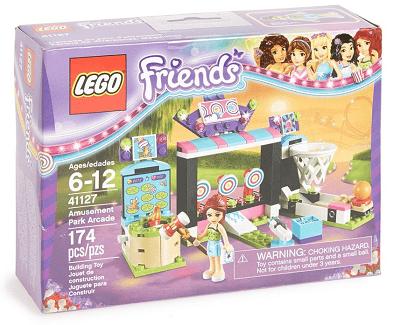 LEGO Friends Amusement Park Arcade $14.99 + FREE Shipping!