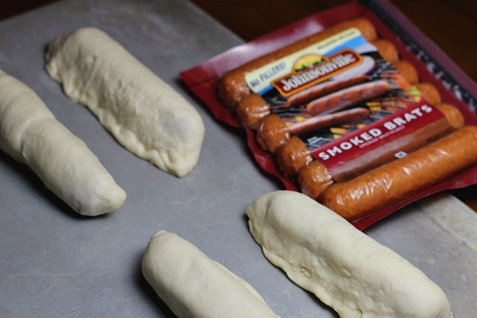 putting-together-cheese-sausage-rolls