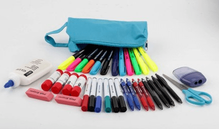 School Supplies Kit Grades 3 - 5