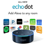 Echo Dot On Sale for Black Friday