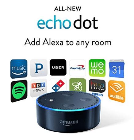 Amazon Echo Dot Sale – $18.99!!
