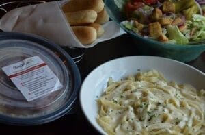 Olive Garden Buy One Take One Promo